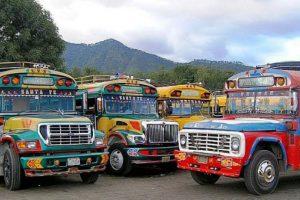 Foto:Transportes Guatemala