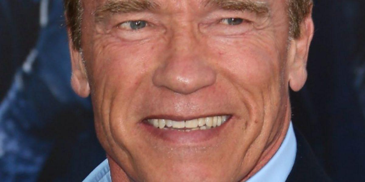 VIDEO. Arnold Schwarzenegger casi es atacado por un elefante