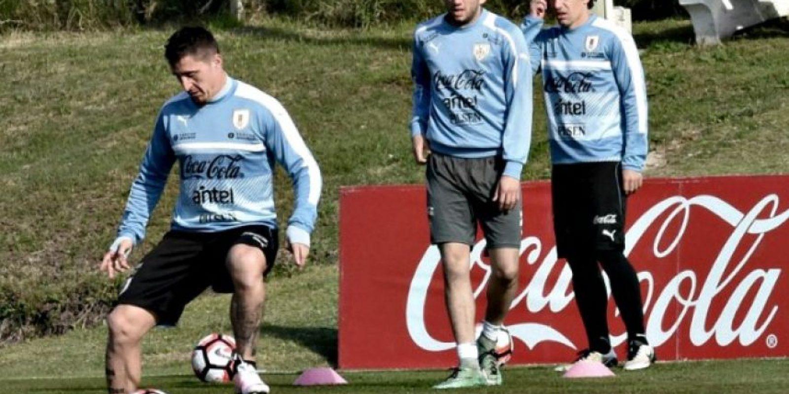 El Cebolla se integró a Uruguay en plena recuperación de una lesión muscular sufrida a fines de abril y no se pudo recuperar antes del viaje a Estados Unidos, por lo que Óscar Washington Tabárez no quiso arriesgar y citó de urgencia a Diego Laxalt.