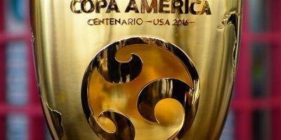 Calendario de Copa América Centenario 2016