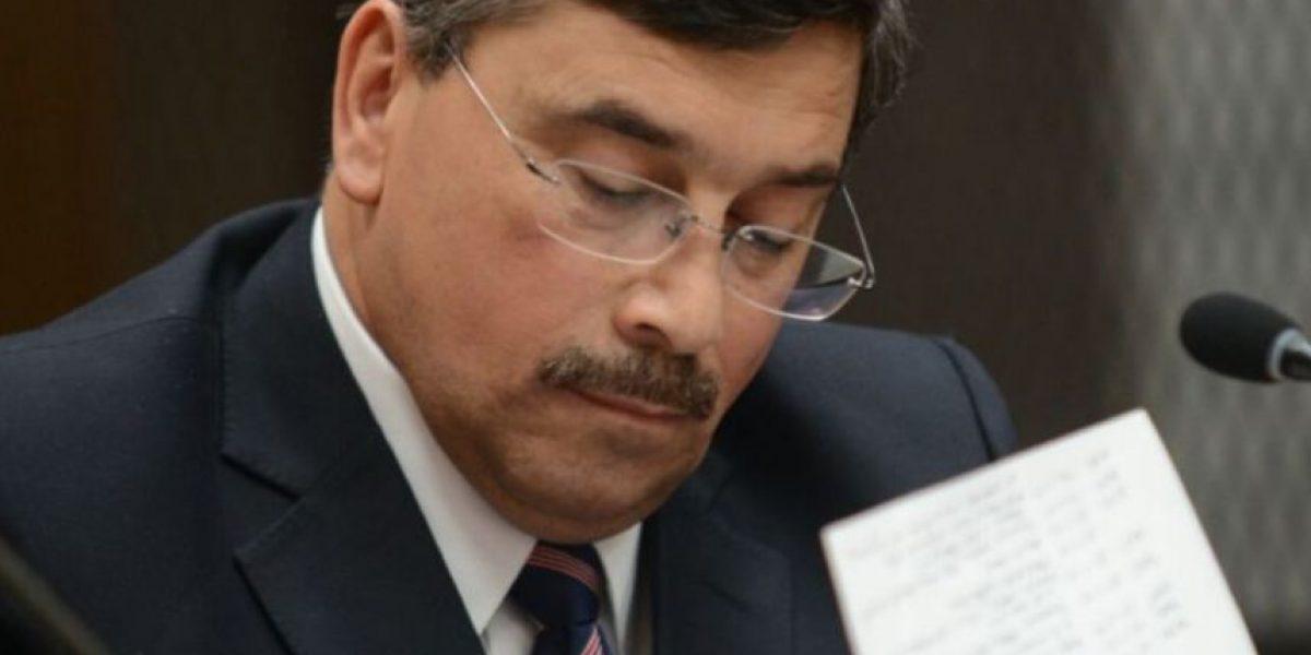 Excandidato a la vicepresidencia Edgar Barquín enfrentará juicio abreviado