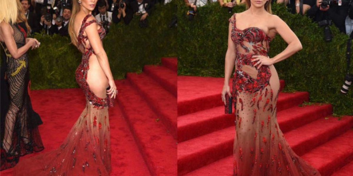 Esto es lo que usan las famosas cuando creemos que no llevan ropa interior