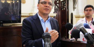 Diputado Selvin García renuncia a curul en el Congreso tras señalamientos de corrupción