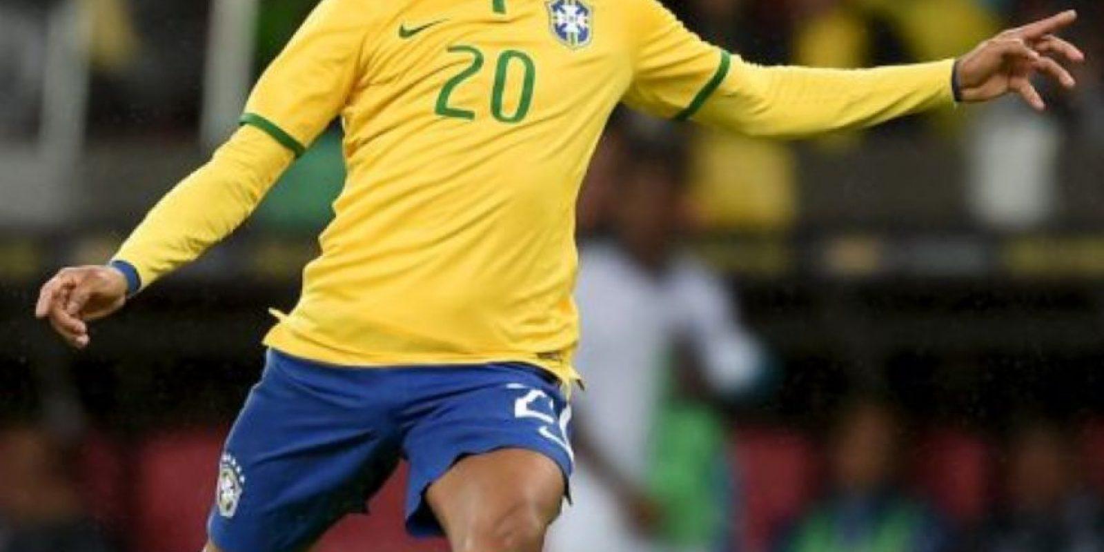 Robinho (Brasil) Foto:Getty Images