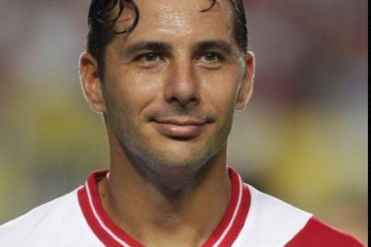 Claudio Pizarro (Perú) Foto:Getty Images