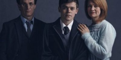 """Harry Potter and the Cursed Child"": Así lucen Hermione, Ron y su hija"