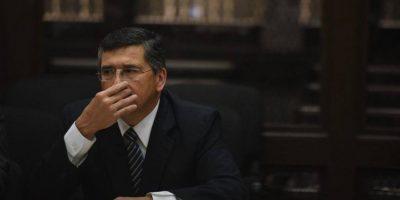 Edgar Barquín se declara confeso de tráfico de influencias