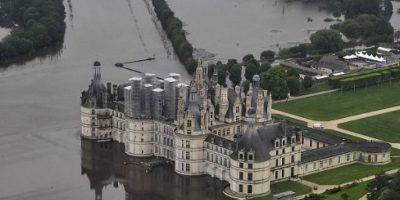 París registró este pasado mayo su mes más lluvioso desde 1873. Foto:AFP