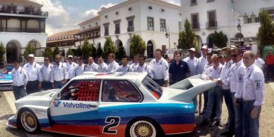 Foto:Facebook Botoneta/Valvoline Racing