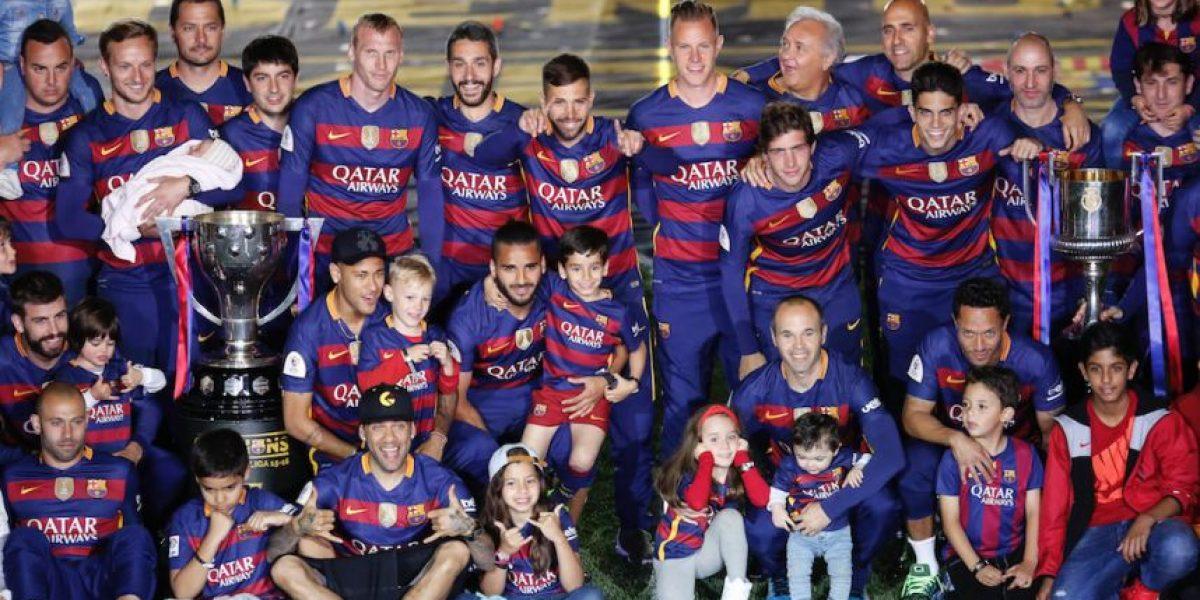 El campeón que deja el Barcelona después de ocho años