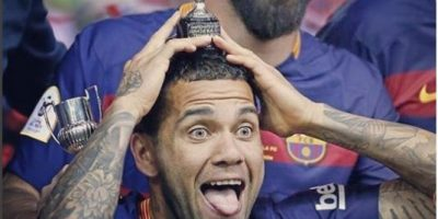 Dani Alves se despide y así le agradecerá el club