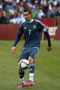 4. Ángel Di María (Argentina) 60 millones de euros Foto:Getty Images