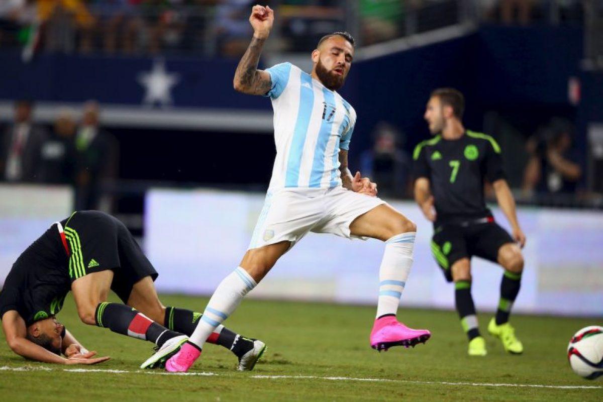Nicolás Otamendi (Argentina) – 32 millones de euros Foto:Getty Images