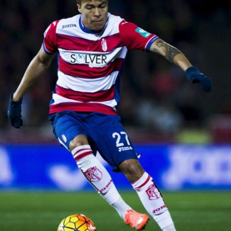 Adalberto Peñaranda es otro de los jugadores jóvenes de Venezuela y es seleccionado con sólo 19 años Foto:Getty Images