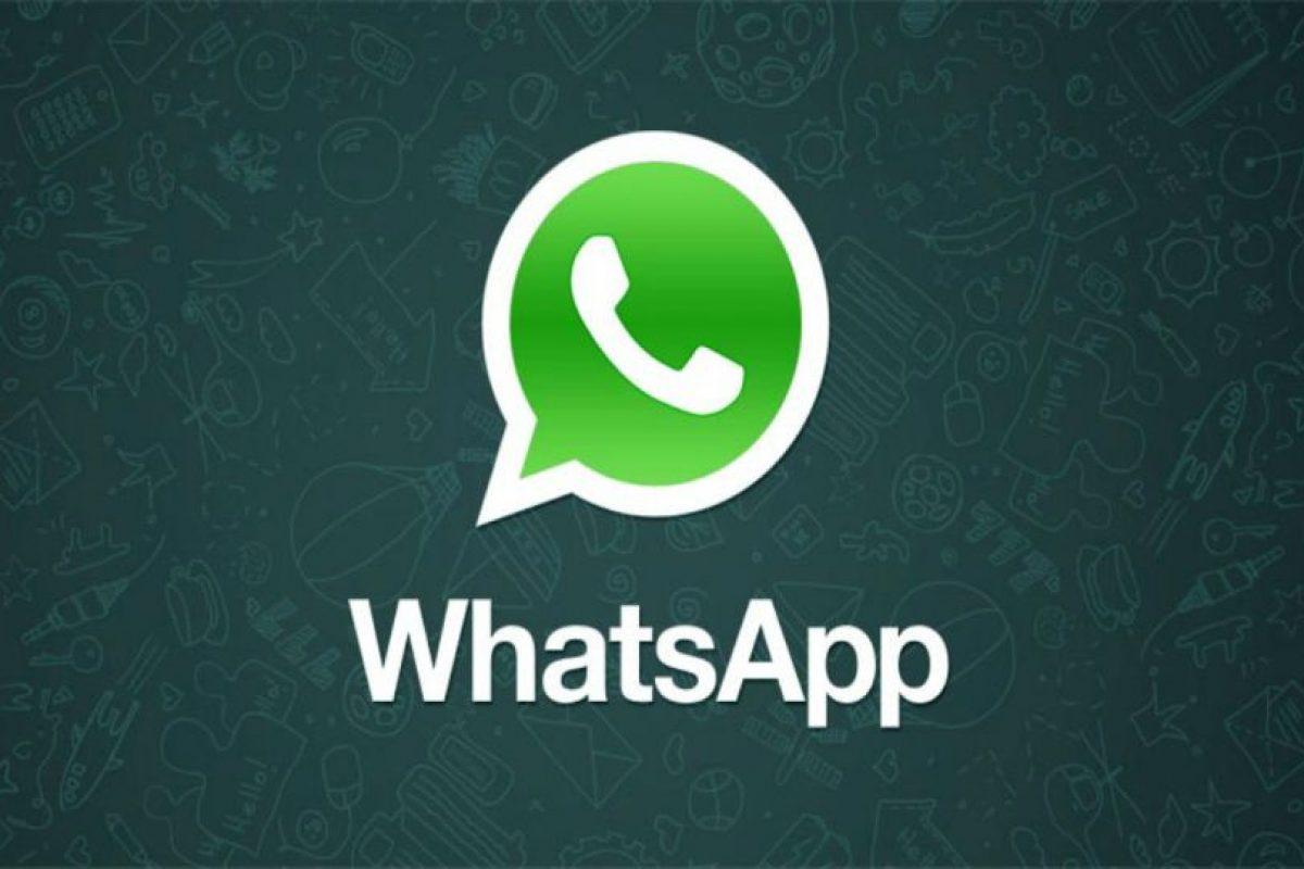 WhatsApp es actualmente el servicio de mensajería más usado. Foto:WhatsApp