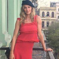 Gisele Bündchen Foto:Vía Instagram/@gisele