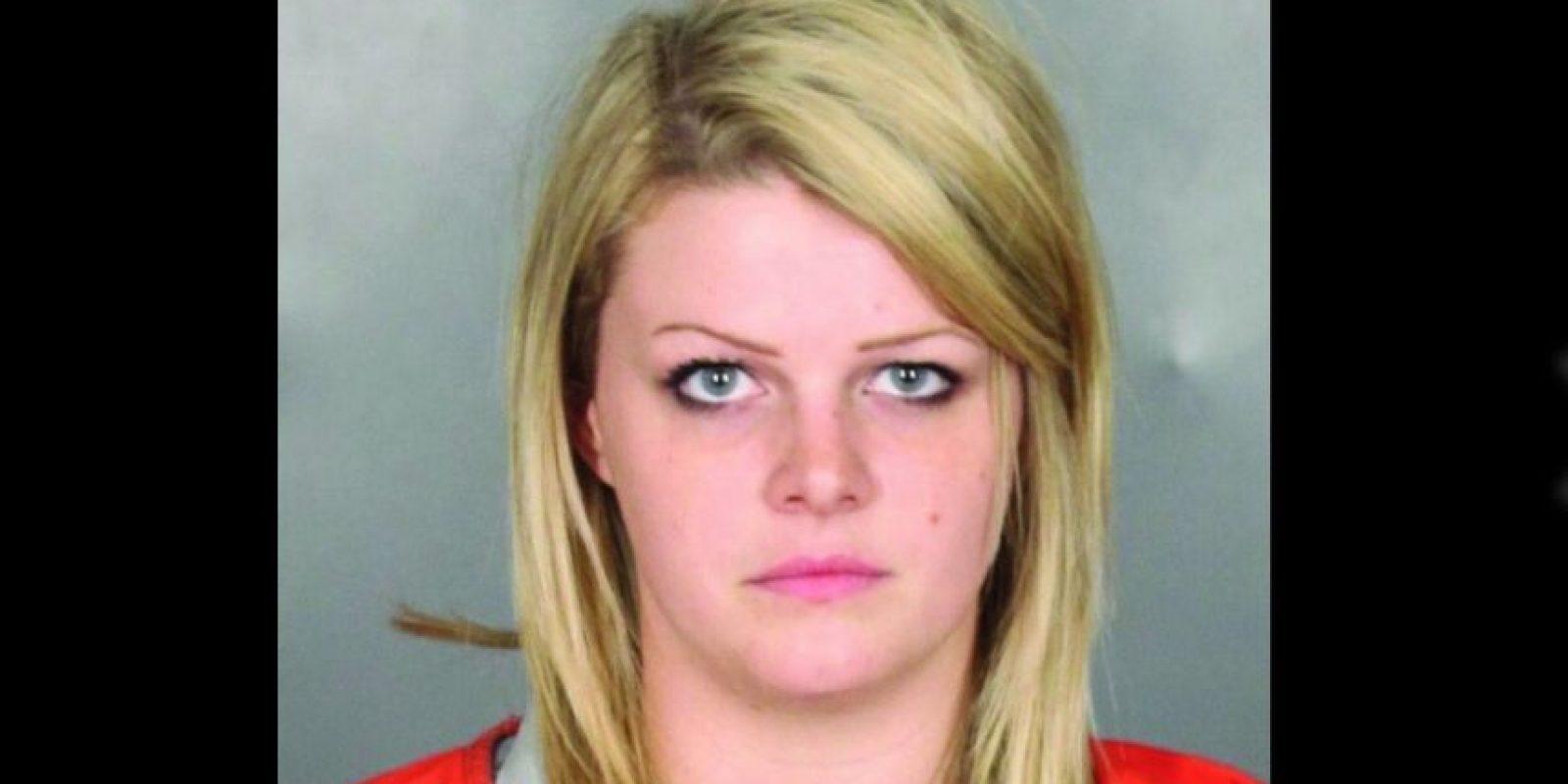 Montana Joan Davis profesor de tecnología fue arrestada por tener una relación inapropiada con un estudiante. Foto:McLennan County Jail