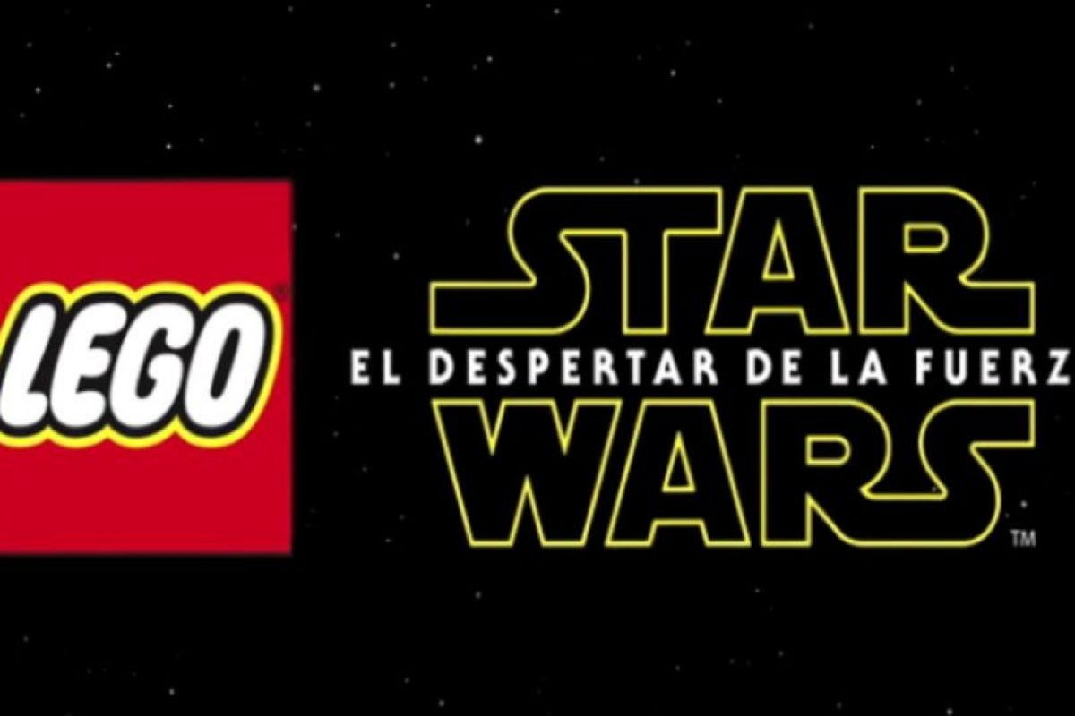 3.- Lego Star Wars: El Despertar de la Fuerza Foto:Lego