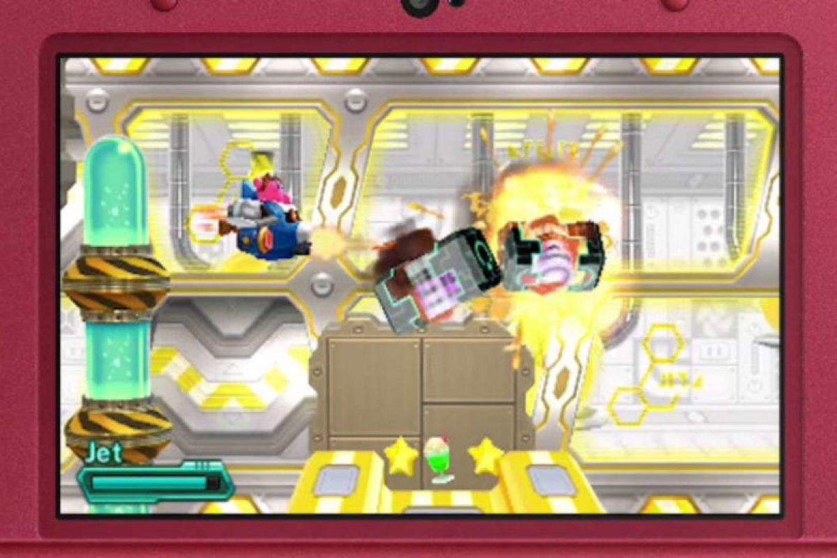 1.- Kirby: Planet Robot Foto:Nintendo