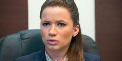 Daniela Beltranena tiene una orden de captura pero no fue localizada