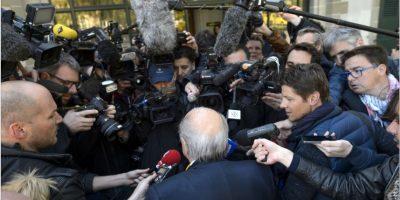 Joseph Blatter y los 80 millones de dólares que se repartió con sus colaboradores