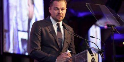 Con esta foto, Leonardo DiCaprio apoya la lucha contra la tala ilegal en Petén