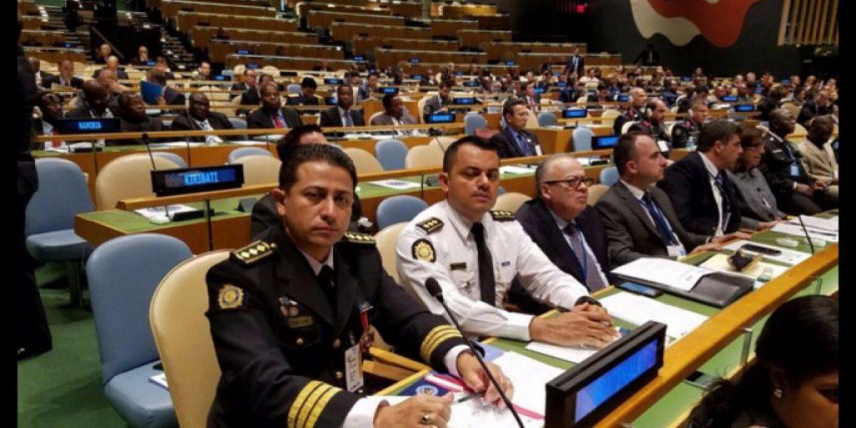PNC participa en Cumbre de Jefes de Policía de ONU