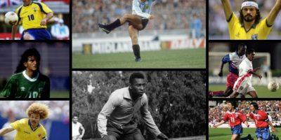 Con Pelé y Maradona: Las estrellas que nunca ganaron la Copa América