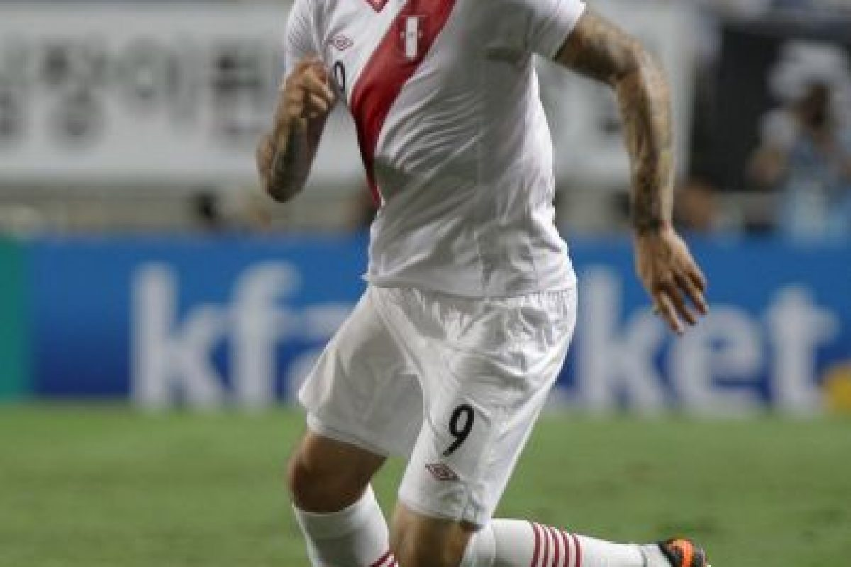 Paolo Guerrero Foto: Getty Images