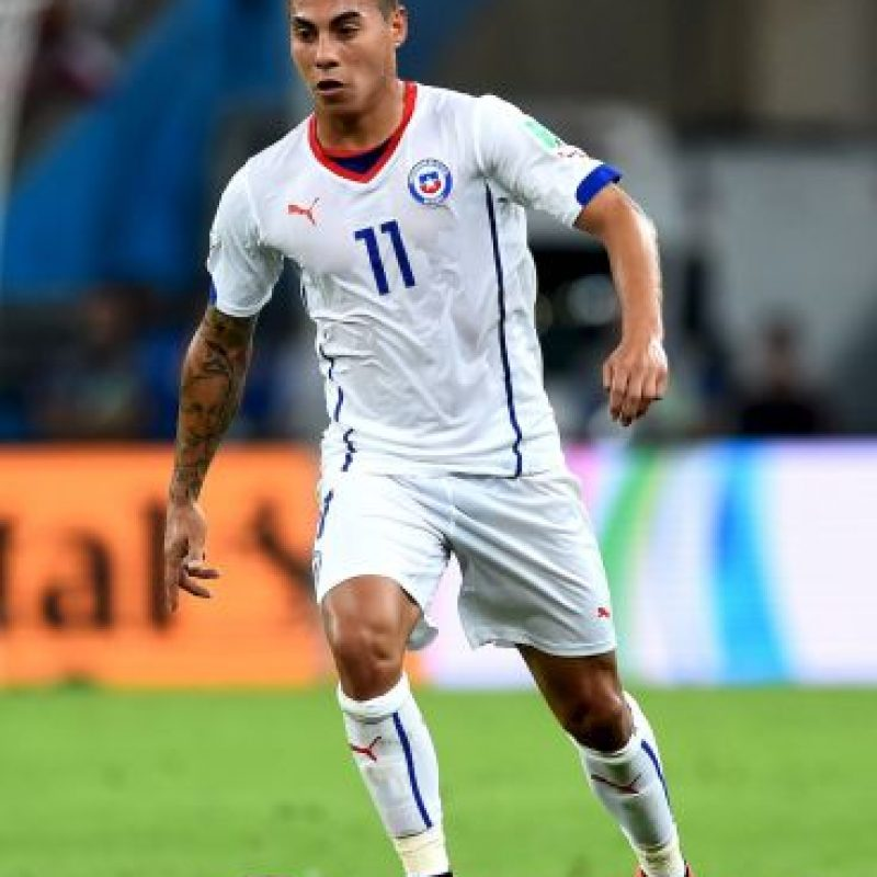 Y Eduardo Vargas Foto: Getty Images