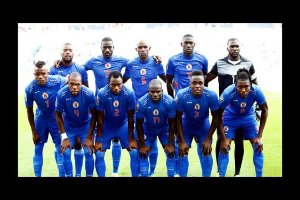 Haití sería el Leicester de la Copa América Centenario Foto:Getty Images