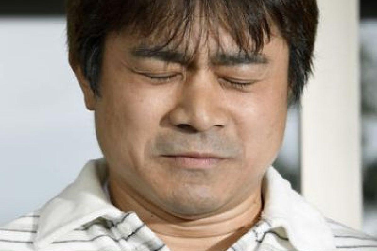 En la que lloró al hablar de cómo le pidió perdón a su hijo Foto:AFP