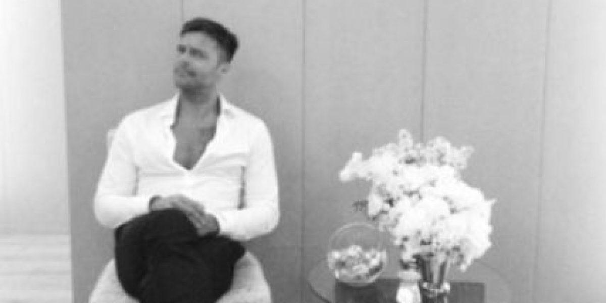 Ricky Martin confiesa cómo cuida a su novio de posibles pretendientes