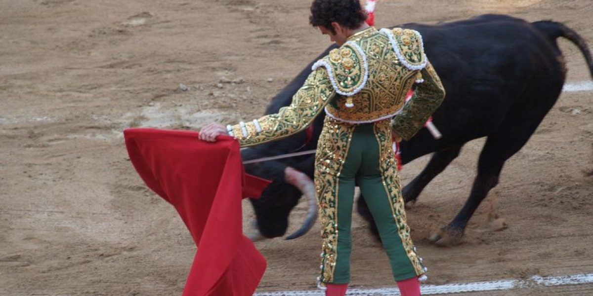 Fallece el torero