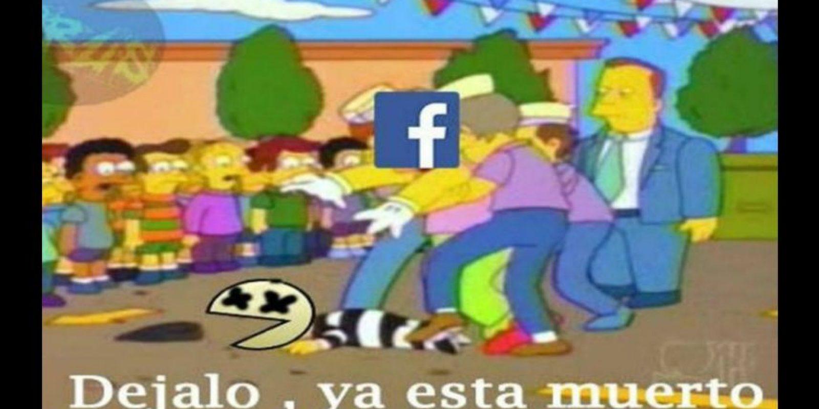 Facebook acabó con él. Foto:Facebook