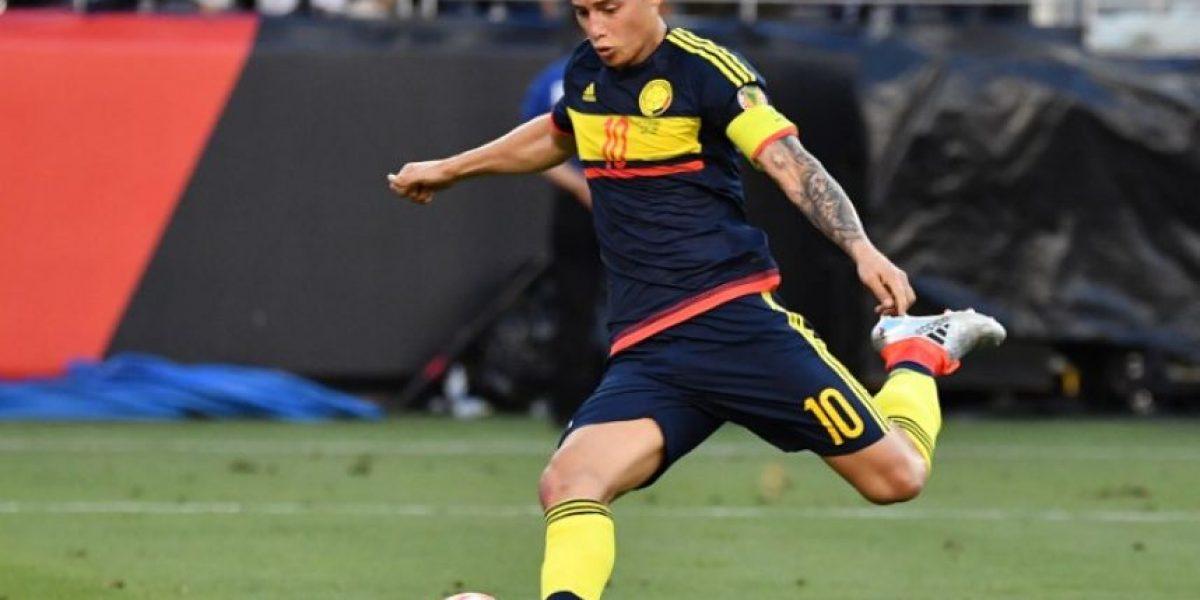 Colombia da una lección al anfitrión EE. UU. en apertura de la Copa América