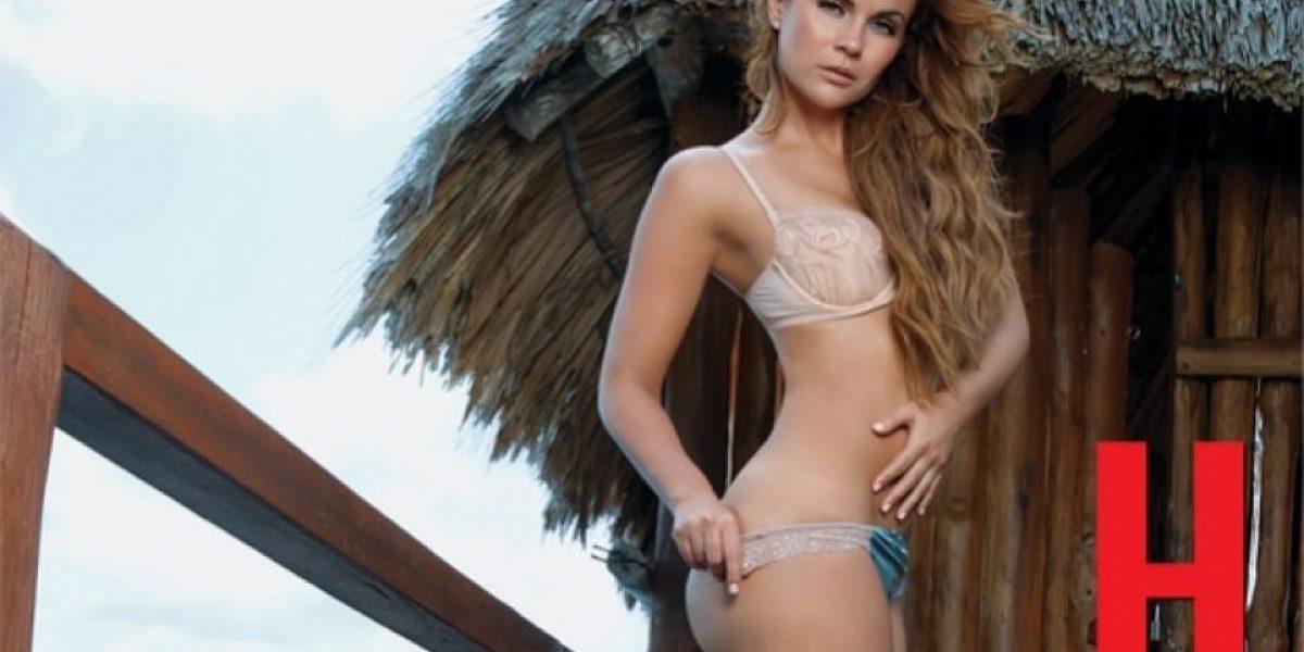 Actriz mexicana recibe fuertes críticas por ser novia de
