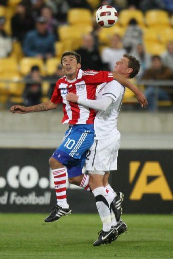 Pero enfrente tendrán a un cuadro que llegó a las semifinales en la edición pasada de la Copa América Foto:Getty Images