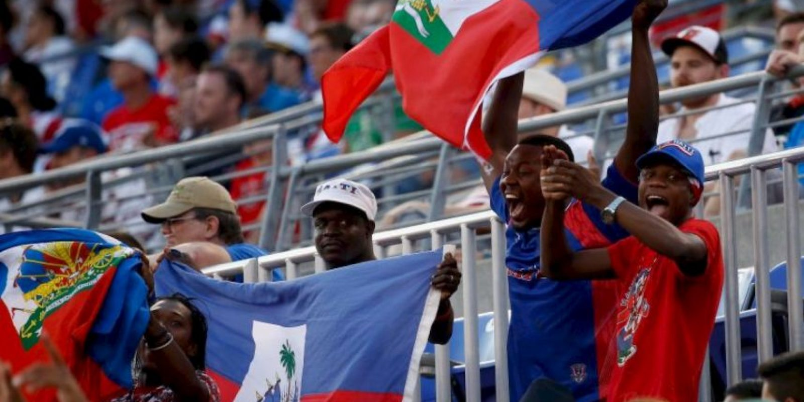 Los haitianos son uno de los combinados más modestos del torneo Foto:Getty Images
