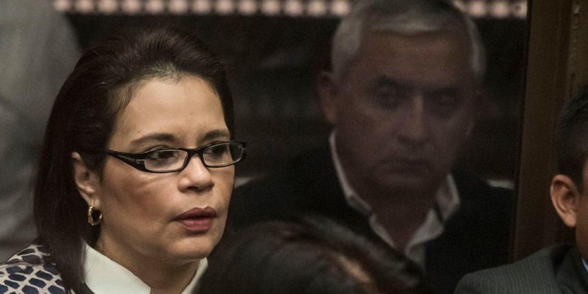 Pérez y Baldetti juntos, de nuevo, en el banquillo de los acusados por el caso #CooptacionEstadoGT
