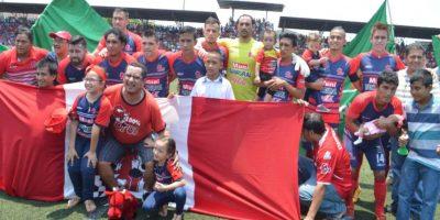 Malacateco se impuso 6-3 en el global de la serie contra Escuintla-Heredia Foto:Publisport