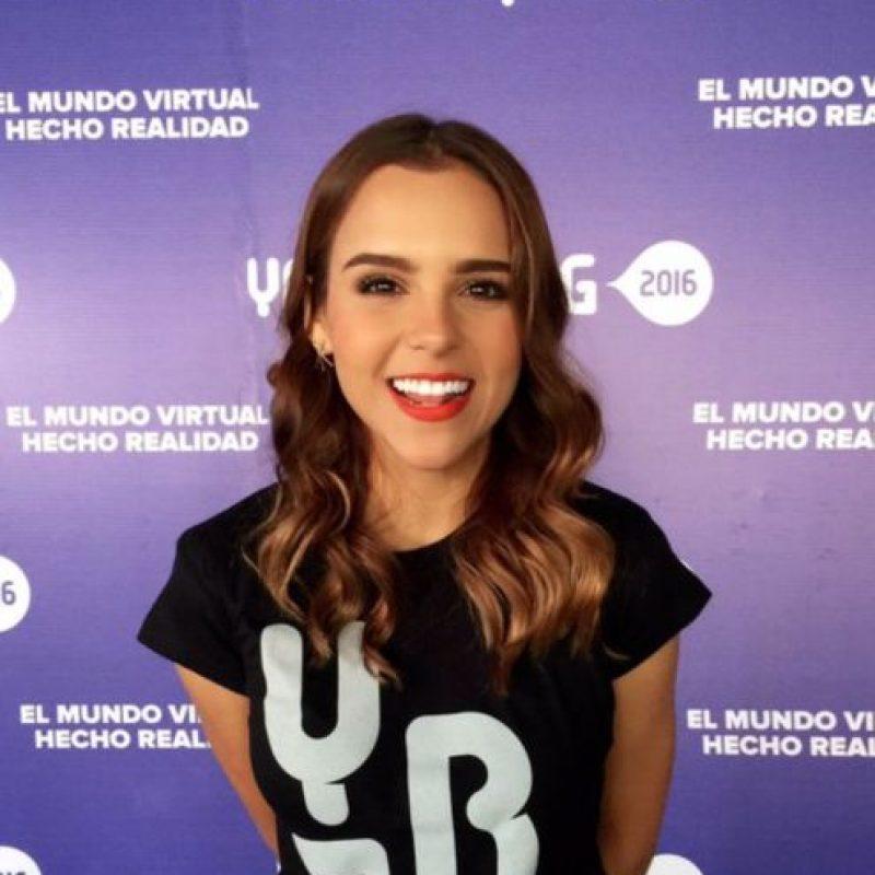 Nació en Cuernavaca, Morelos, México Foto:Vía Youtube/Yuya