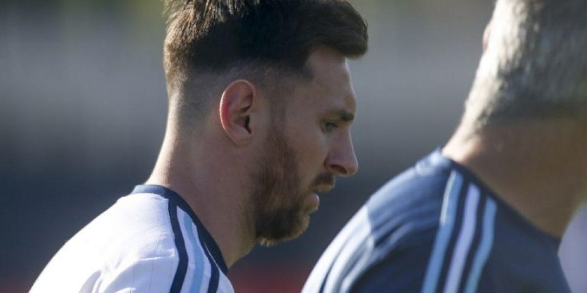 #CopaAmérica Messi es duda hasta el último minuto para Argentina