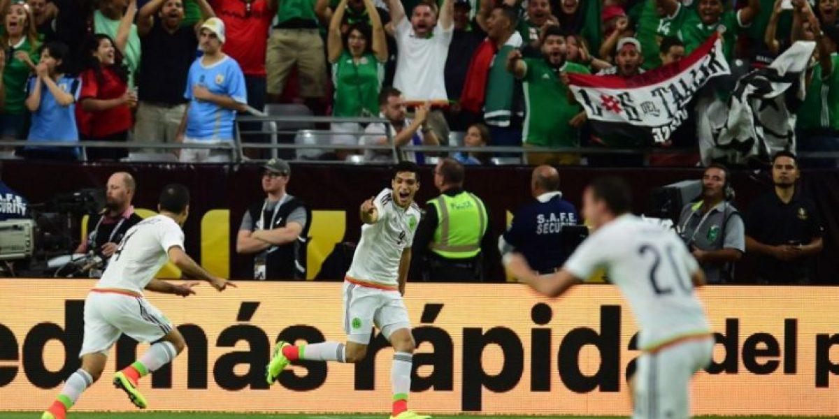 #CopaAmérica México vence a Uruguay se postula como favorito