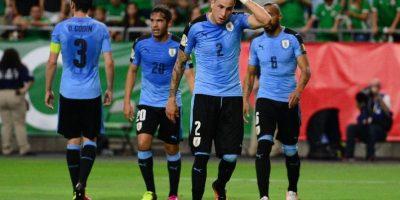 Una jornada para el olvido de Uruguay en el inicio de la Copa América Centenario Foto:AFP