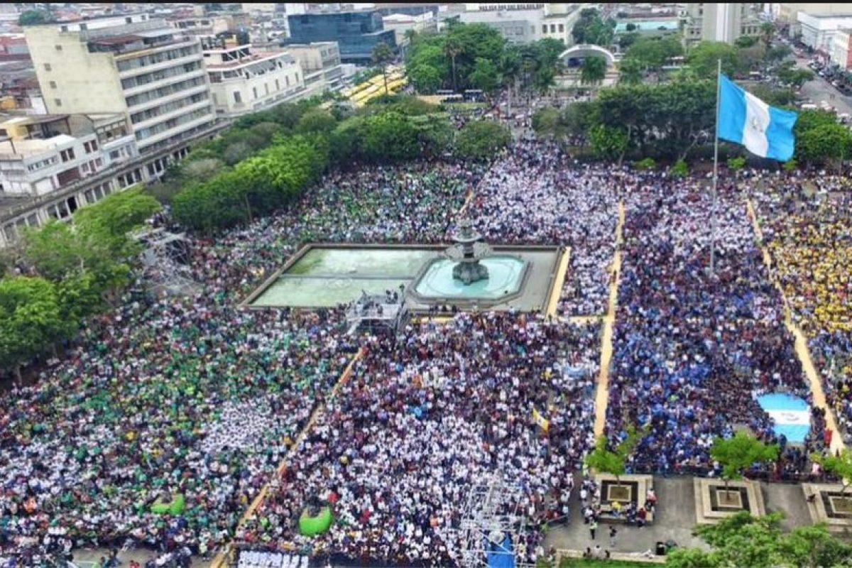Foto:Arzobispado de Guatemala