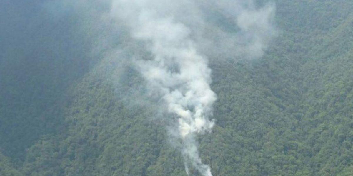 Incendios han afectado más de ocho mil hectáreas en Petén, según Conap