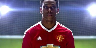 El delantero francés del Manchester United, Anthony Martial, en el nuevo teaser trailer de FIFA 17. Foto:Facebook EA SPORTS FIFA Latinoamérica