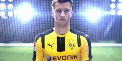 El delantero alemán del Borussia Dortmund, Marco Reus, en el nuevo teaser trailer de FIFA 17. Foto:Facebook EA SPORTS FIFA Latinoamérica