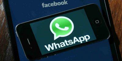 WhatsApp se presumió como una de las aplicaciones… Foto:Getty Images